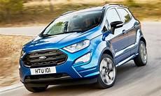 ford ecosport facelift 2017 preis motoren