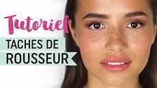 maquillage pour les taches de rousseur