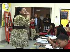 thurgood marshall middle school visit 2 2 12 youtube