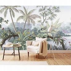 poster tapisserie geant tapisserie panoramique sur meusre paradis de fleur et