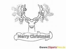 39 weihnachten ausmalbilder rentier besten bilder