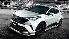 Toyota Chr Tuning - 2017 toyota c hr trd tuning parts