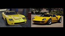 All Gta V Cars In Real All Vehicles In Grand Theft