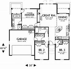 1500 sq foot house plans traditional style house plan 3 beds 2 baths 1500 sq ft