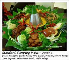 Tumpeng My Kitchen Produce