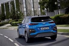 Hyundai Kona Maintenant Aussi En Hybride Leblogauto