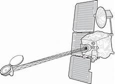 Malvorlagen Rakete Weltraum Live Onlinelabels Clip Mars Orbiter