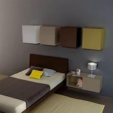 comodini in vetro da letto comodini sospesi design gb27 pineglen