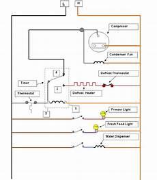 consultas refrigeracion y aire acondicionado diagrama electrico refrigerador no doble
