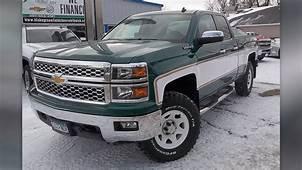 Blake Greenfield Chevrolet Will Convert Your New Silverado