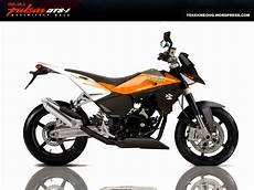 Modifikasi Supra X 125 R by Supra X 125 R Modifikasi Touring Thecitycyclist