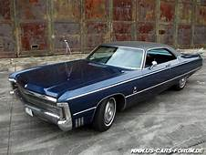 1971 Chrysler Imperial LeBaron Two Door Hardtop  Classic