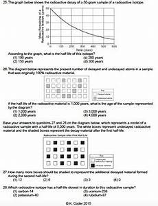 earth science radioactive decay worksheet 13276 worksheet radioactive dating editable tpt