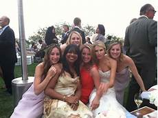 katy tur wedding photo katy tur on twitter quot brentwood girls reunited for our dear friend cary s wedding amazing http