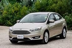 New 2017 Ford Focus Sedan Titanium White Gold For Sale