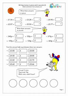 ordering money worksheets ks2 2842 year 3 money worksheets urbrainy