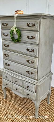 d d s cottage and design grey french provincial chest on