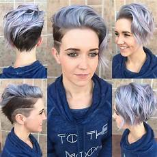 30 cute pixie cuts short hairstyles for oval faces