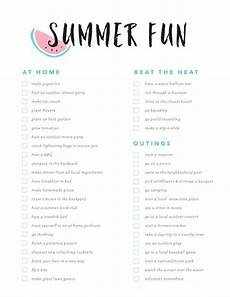 ideen gegen langeweile mit freunden the may designs summer list summer