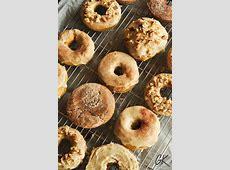 coffee glazed doughnuts_image