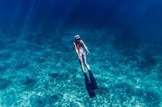 free diving by sachakalis
