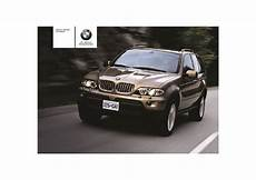 car owners manuals free downloads 2005 bmw x5 user handbook 2005 bmw x5 3 0i 4 4i 4 8is e53 owners manual