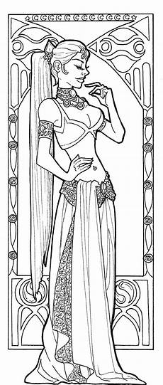 nouveau coloring pages to and print for free