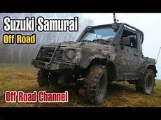 suzuki samurai offroad compilation suzuki samurai off road compilation youtube