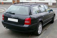 File Audi A4 B5 Avant Rear 20080121 Jpg Wikimedia Commons