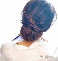 15 fresh updo s for medium length hair popular haircuts