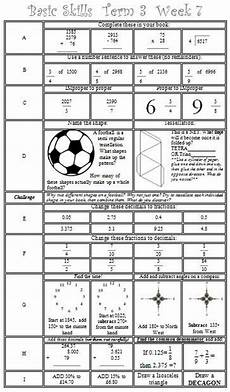 basic skills maths ks2 y5 y6 y7 grade 5 grade 6 grade 7 four functions fractions decimals 30 best images about maths and english pinterest mental maths 3rd grade math worksheets