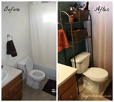 my jolly little life cheap and easy complete bathroom makeover