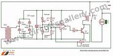 Automatic Temperature Controlled Fan Circuit Using