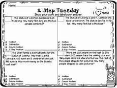 2 step word problems worksheets 2nd grade 11434 2 step word problems freebie by lori flaglor teachers pay teachers