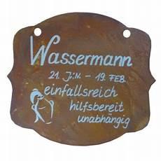rostschild sternzeichen quot wassermann quot 13 x 11 cm 21