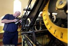 turning back time keepers of big ben and their five hour