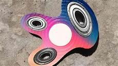 warping fidget spinner trick