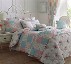 Pink And White Duvet Covers by Pink White Patchwork Quilt Duvet Cover Bedding Set
