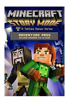 the begin in minecraft story mode episode 8 buy minecraft story mode adventure pass additional