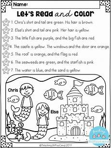 color by number reading worksheets 16235 free reading comprehension activities reading comprehension activities comprehension