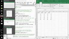 how to combine multiple excel workbooks into one worksheet with vba youtube