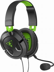 ear headset turtle ear recon 50x stereo gaming headset