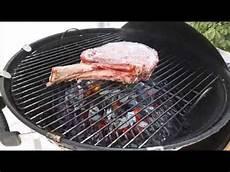 comment cuire une cote de boeuf ou un rosbeef au barbecue