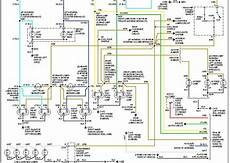 2007 gmc trailer wiring diagram i a 1997 gmc k2500 suburban with the factory tow package i am in the process of changing