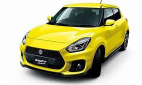 2018 Suzuki Swift Sport Price Specs And Release Date