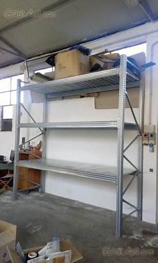 vendo scaffali usati scaffali metallo causa trasferimento vendo scaffalature
