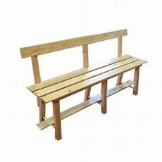 banc de cuisine en bois avec dossier banc en bois avec dossier 1 m 233 tre laboutiqueduski