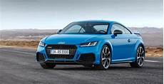 2019 audi tt rs 2019 audi tt rs coupe and roadster get a facelift the