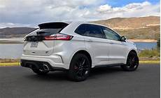 2019 ford edge sport st flash drive 2019 ford edge st review ny daily news
