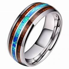 10 best unique men s wedding bands compare buy save
